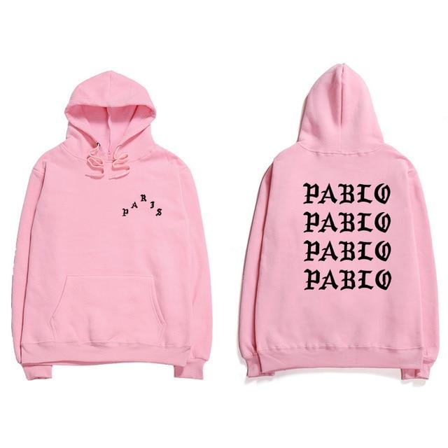 Professional Dropshipping Hip Hop Hoodies Men I Feel Like Pablo Streetwear Hoodie Sweatshirts 1