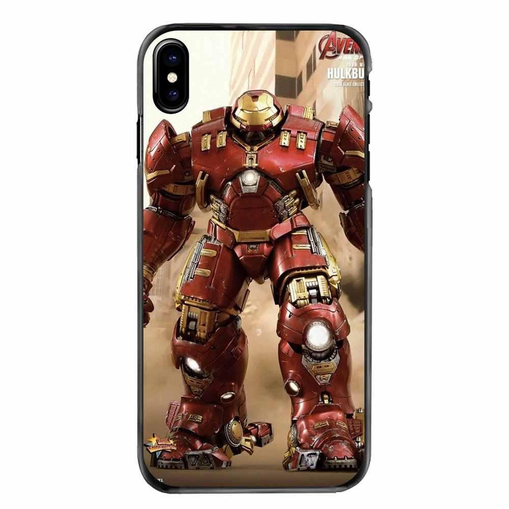 Для Samsung Galaxy A3 A5 A7 A8 J1 J2 J3 J5 J7 премьер 2015 2016 2017 жесткий чехол телефона Мстители супергероя Железный человек Роберт Дауни мл.