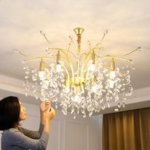 Led Ceiling Chandelier Lights Living Room Luminaria Lamps Fixtures For Home Lighting Lamparas Lustre LED AC110V/220V