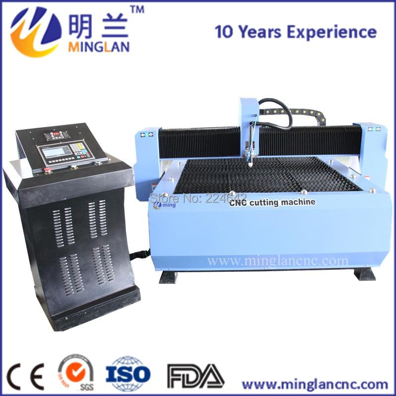 1200mm * 1200mm 1212 1325 chine pas cher plasma métal plasma coupeur maison CNC plasma machine de découpe