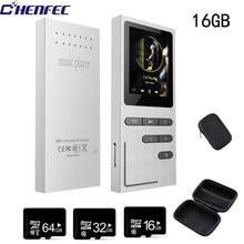 CHENFEC C18 Original Mp3 Player 16GB Speaker MP3 Music Player Sports 1 8 Inch Screen High