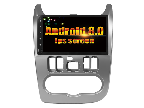 Android 8.0 IPS Screen Auto Stereo For RENAULT MeganeDuster 2012 car dvd player GPS Bluetooth Radio device stereo Navi
