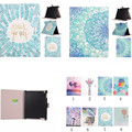 XX New hot Ultra Stylish Luxury OWI Flower PU leather Cover Stand case For apple ipad 4 3 ipad 2 ipad4 Tablet PC Cases