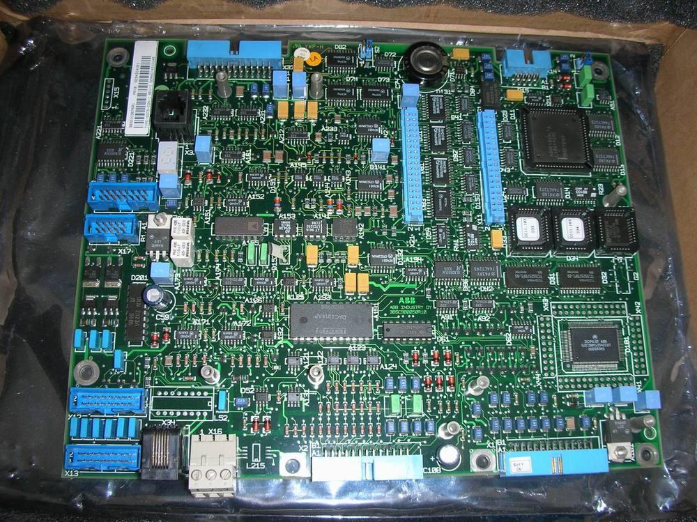 1 unid utilizado DCS500 SDCS-CON-1 CPU versión DC11.xx