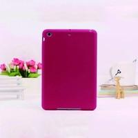 New Style For Apple IPad Mini 1 2 3 Cover Case Silicone Soft Cover For Mini