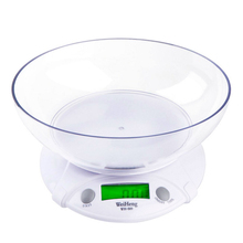 Electronic 7kg Kitchen Digital Food Bowl Cooking Weighing Scale Measurement