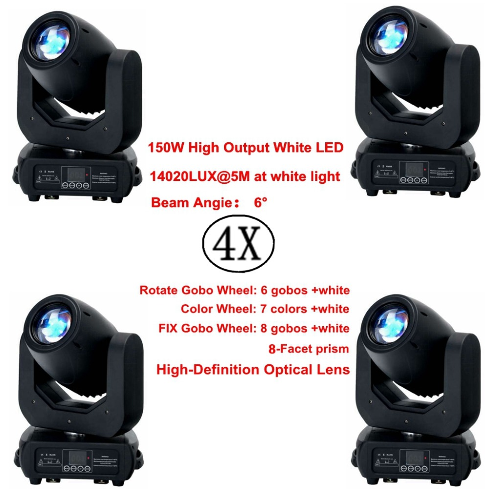Professional LED stage light Beam High Brightness 150W Moving Head Light DJ Disco KTV Club Party LED laser stage lighting timetang summer women shoes woman fashion genuine leather open toe sandals ladies casual platform wedges plus size sandals c213
