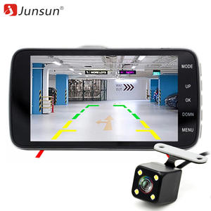 Junsun HD 1080 P Video Recorder ADAS Car DVR Camera DVRs Dash Cam Registrator Night