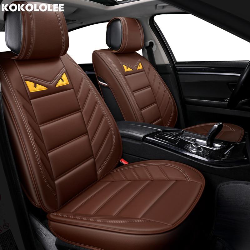 [KOKOLOLEE] авто сиденья для volvo 850 dodge journey kia ceed Рио 2017 cerato автомобиля fiat doblo аксессуары автомобиль Стайлинг