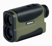 Laser range finder 700/1000/1200M Golf course ranging outdoor ranging speed tested hunting rangefinder telescope