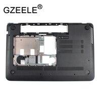 GZEELE New For HP ENVY 15 Q Laptop Bottom Base Case Cover 774152 001 760035 001 lower case D cover