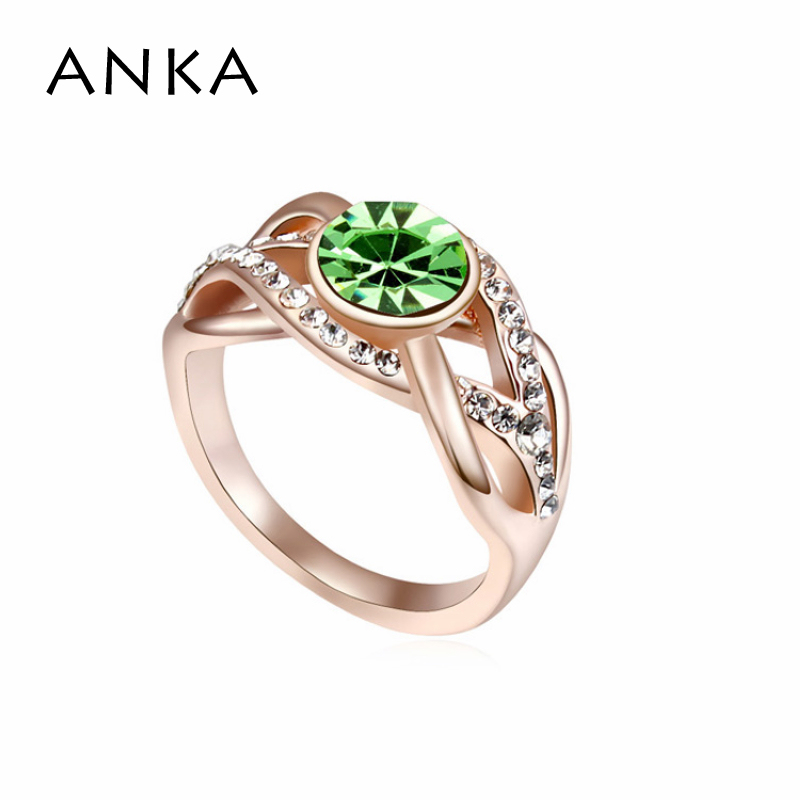 2018 Sale Special Offer Bridal Sets Rings Fine Jewelry Free Shipping Rose Plated Ring #103561