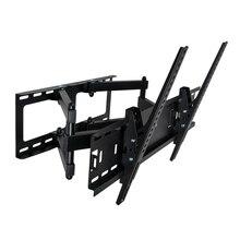 ТВ Кронштейн VLK TRENTO-9 (Для LED/LCD телевизоров 32 -90 дюймов, нагрузка до 50 кг, наклон +15° -15° , поворот 150°)