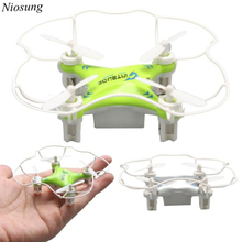 New Mini 3D Fly M9912 Radio Control 2.4GHz 6Axis Gyro Drone RC Quadcopter LED Light #C