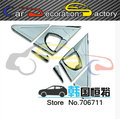 C, the window decorations A column article posted plating bright imported modified for ssangyong korando 2014 car styling