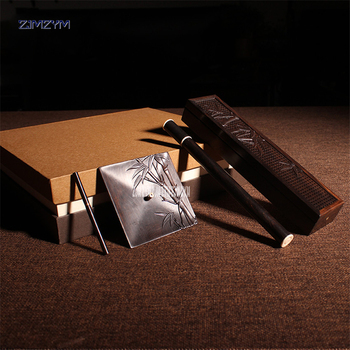 Hot selling New Designing Ebony insert incense box red sandalwood boutique incense Home wood incense line 25*5.5*3.3cm