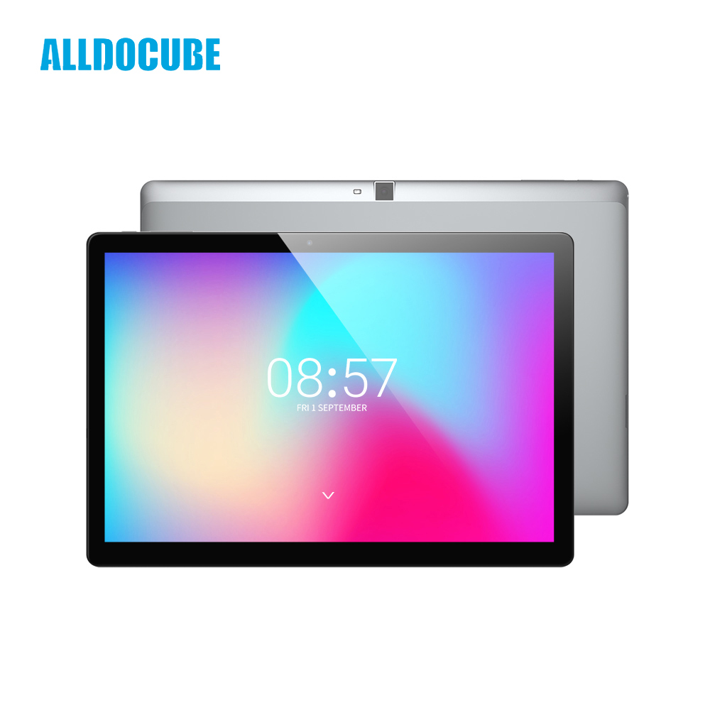 ALLDOCUBE Power M3 10.1 Inch 4G Phone Call Tablets PC 1920*1200 IPS 2GB RAM 32GB ROM Android 7.0 MT6753 Octa Core 8000 mAh GPS купить в Москве 2019
