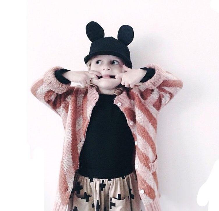 Free Shipping Fashion Baby Girls Knit Cardigan Children