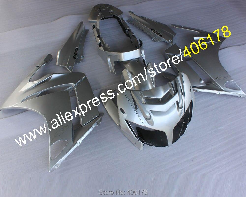 Комплект кузова для FJR1300 2007 2008 2009 2010 2011 FJR 1300 07 08 09 10 11 FJR 1300 серебристый ABS обтекатель мотоцикла