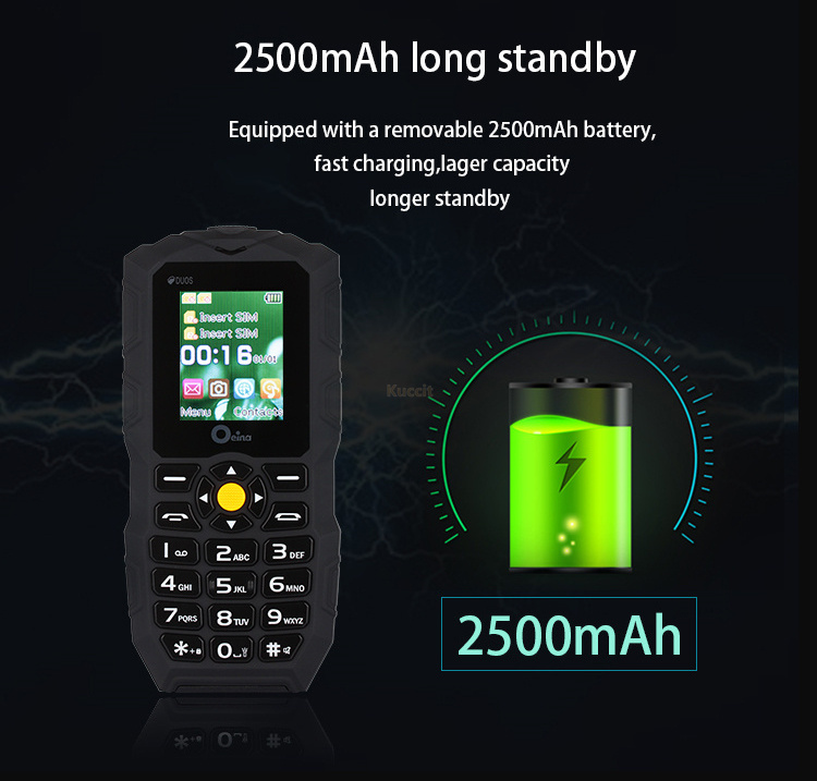 XP1 Rugged Phone  (39)