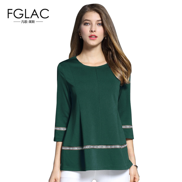 4XL New Arrivals 2017 Spring women t-shirt Fashion Casual loose women tops Plus size women clothing  Women Shirts