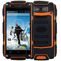 Original Guophone V8 3G Smartphone Android 4.4 MTK6572 Dual Core GPS Dustproof Mobile Phone Cellphone