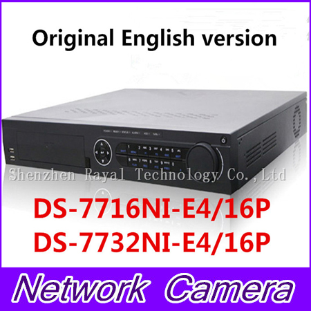 English version NVR DS 7732NI SP DS 7716NI SP DS 7708NI SP Embedded NVR DS 7700NI