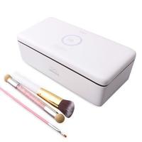 UV Sterilizer S2 Box 59S Sterilizer Nail Art LED UV Disinfection Box Nail Tool Storage Makeup Manicure Brushes Beauty Salon