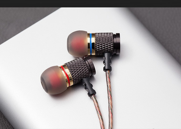 KZ-ED2 Professional In-Ear Earphone Metal Heavy Bass Sound Quality Music Earphone China's High-End Brand Headset fone de ouvido 13