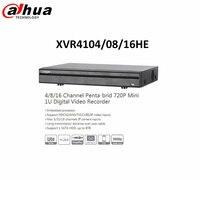Original Dahua 4 8 16 Ch 720P 1U Security XVR XVR4104HE XVR4108HE XVR4116HE Support HDCVI AHD
