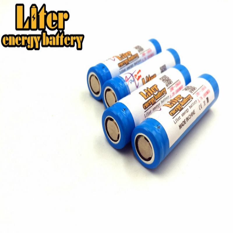 2pcs/lot Original Keeppower 3.7v <font><b>16650</b></font> 1800mah Rechargeable Li-ion <font><b>Battery</b></font> image