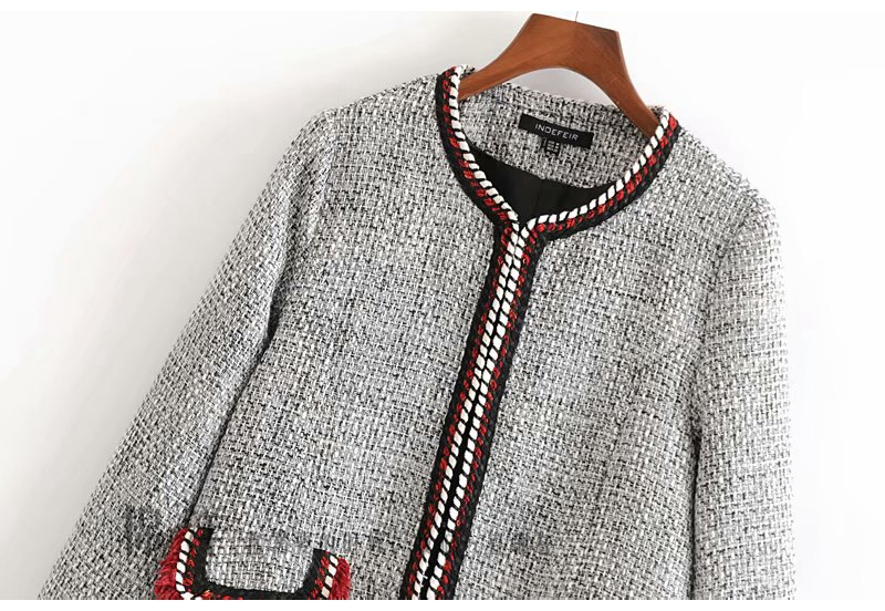 Acquista Giubbotto Bomber Bianco Autunno 2019 Donna Nero Rosa Sottile Autunno Inverno Donna Giacche E Cappotti Cardigan Corto Da Donna Vestiti Femme A