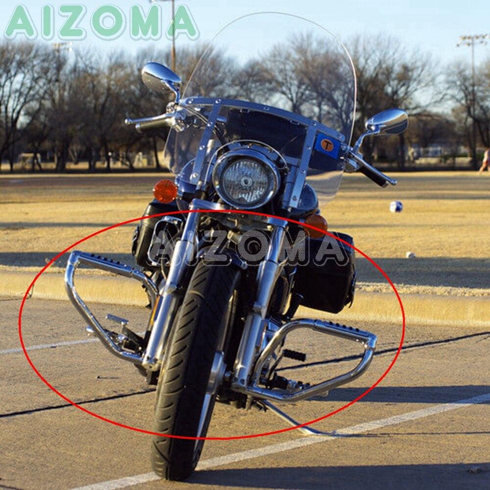 2pcs Motorcycle Ergo Engine Guard for Honda VTX 1300 1300C 1300R 1300S 1300T 2002 2009 2006
