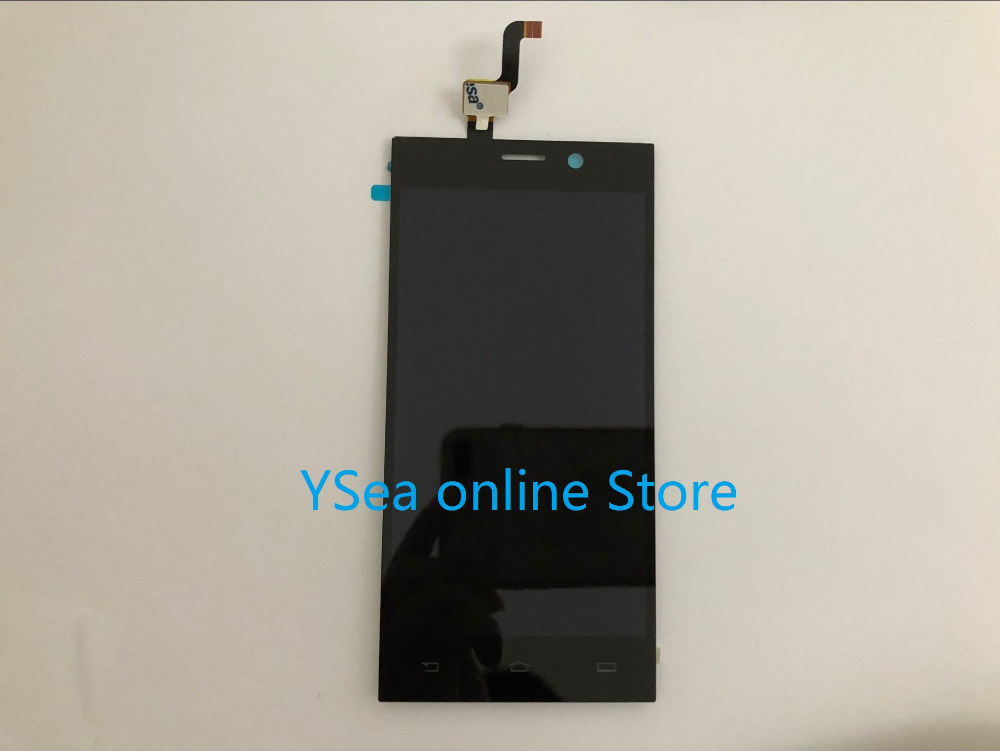 IN STOCK!! LCD Screen Display With Touch Screen digitizer assembly For philips Xenium v787 high quality free shipping image