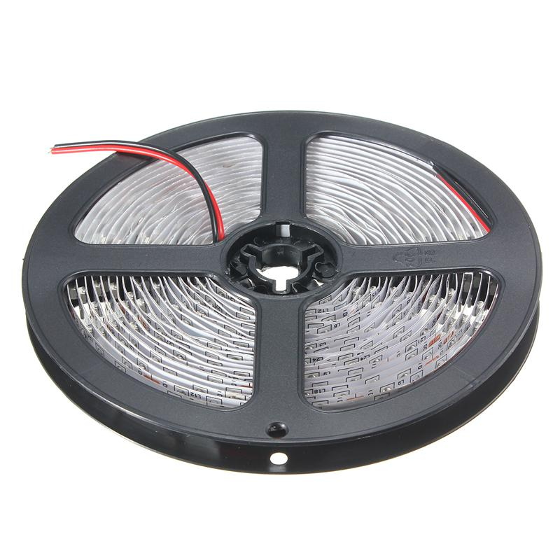 Best Price 0.5/1/2/3/4/5M 3528 SMD 60LED/M UV Ultraviolet Purple LED Strip Lamp Black Light Non Waterproof IP20 DC12V
