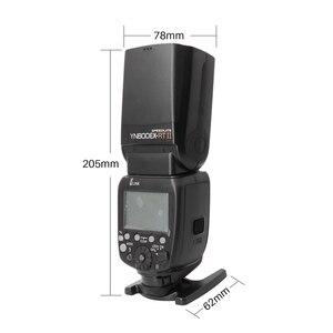 Image 2 - YONGNUO YN600EX RT II Auto TTL Flash HSS Speedlite + YN E3 RT II controlador disparador para Canon 5D3 5D2 7D Mark II 6D 70D 60D etc