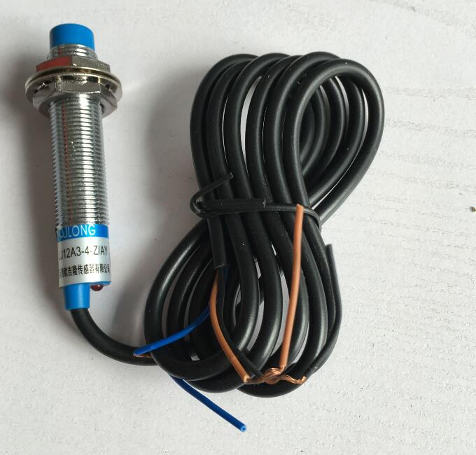 LJ12A3-4-Z//DX Inductive Proximity Sensor Switch NC Detection Distance 4mm