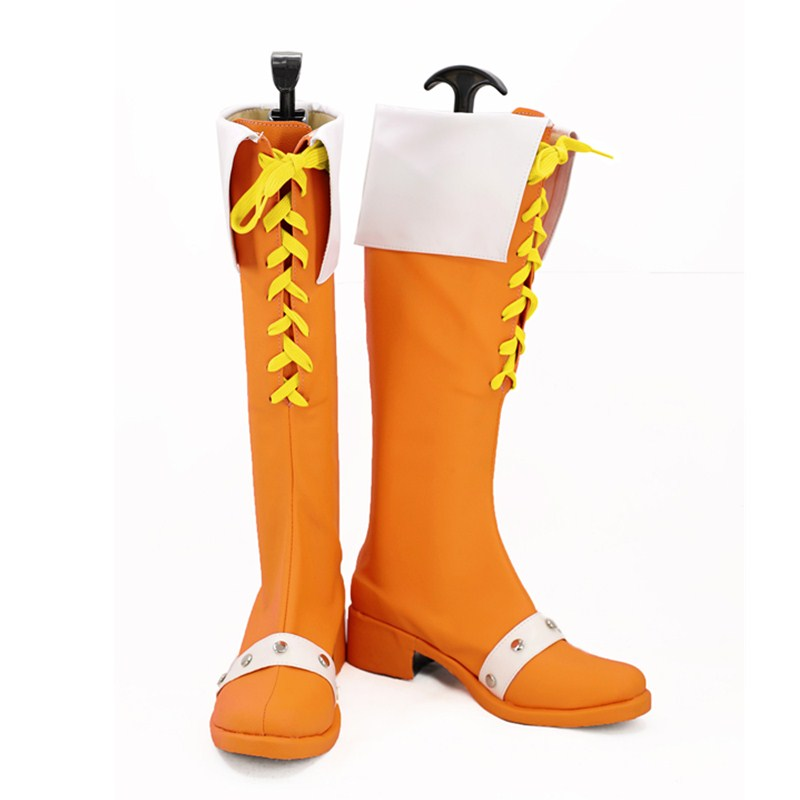 The Seven Deadly Sins Cosplay Costumes Serpent's Sin Of Envy Diane Shoes For Women Girls Party Props Accessories Boots Shoes