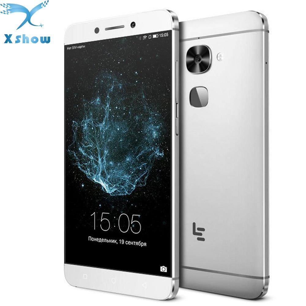 "Цена за 100% Оригинал Letv LeEco Le 2X527 международная версия Android 5.5 ""3 ГБ 16/32 GB 1920X1080 16.0MP отпечатков пальцев"