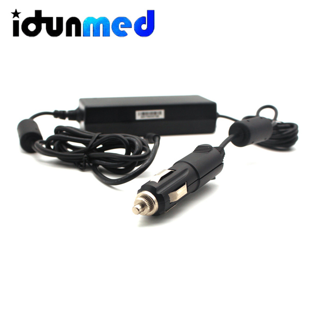 idunmed 12V DC/24V DC Power Adapter For CPAP Machine Accessories Connect BMC GII CPAP/APAP/BPAP With Vehicle For Travelling