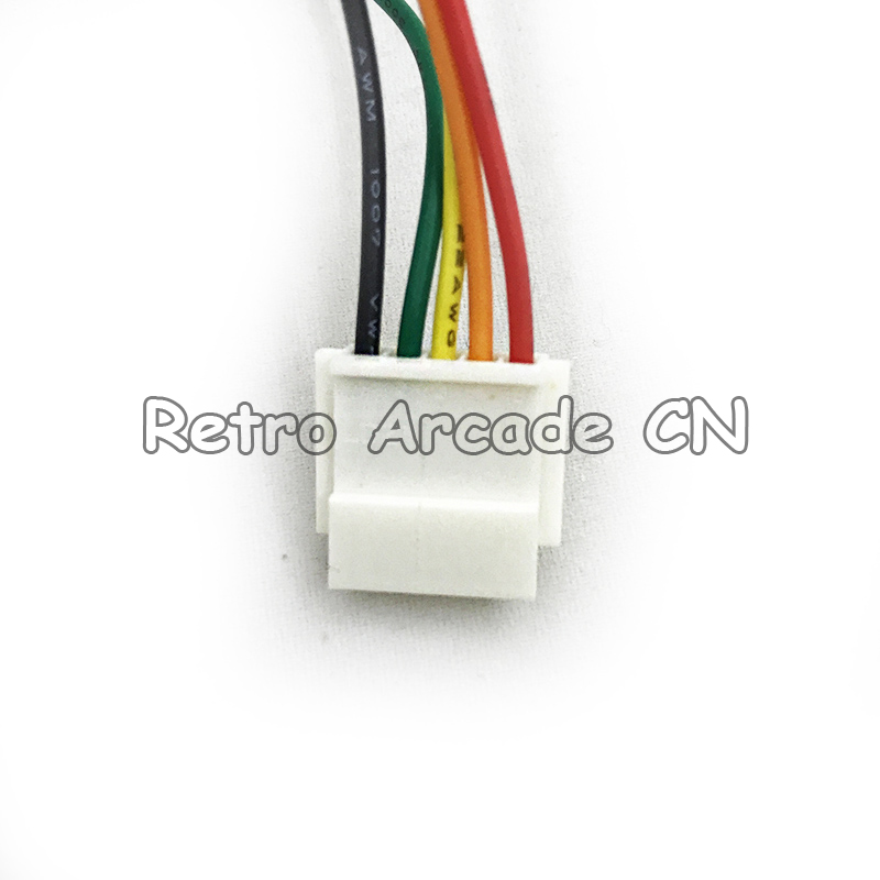 Good quality joystick cable for sanwa joystick 5 pin wires ...