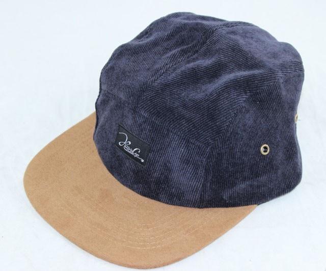 2241aa56487 Corduroy suede 5 panel snapback hats five panel baseball cap for men women  outdoor sports hip hop gorras hat casquette