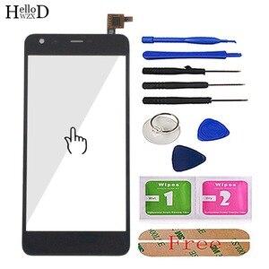 Image 2 - Telefoon Touch Screen Voor Highscreen Gemakkelijk XL/XL Pro Touch Screen Touch Screen Voor Glas Digitizer Sensor Gereedschap Lijm