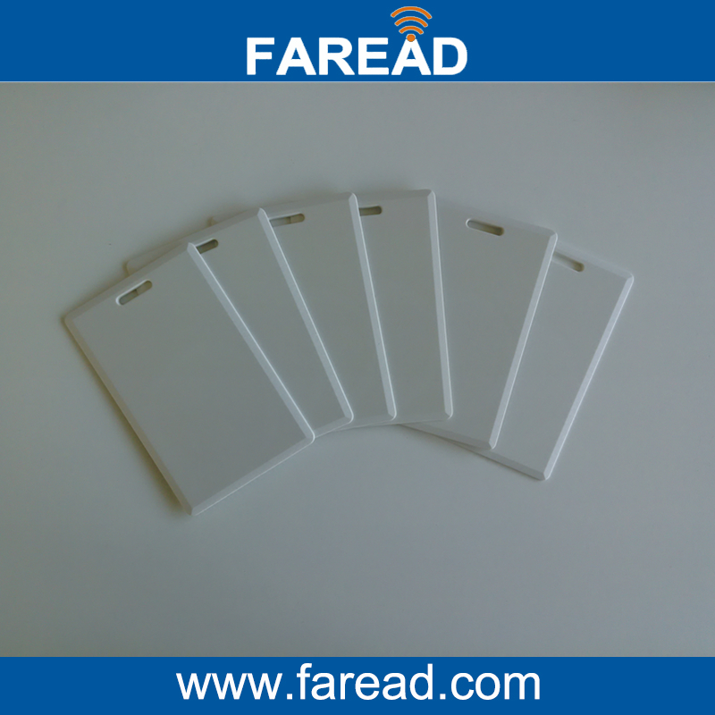 FREE SHIPPING EM4305 Rewritable Pvc Blank Rfid Card 125KHZ Copy Card For Duplicator