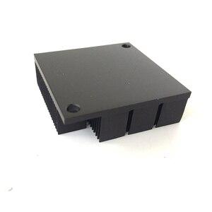 Image 3 - Disipador de calor de aluminio radiador para Chip electrónico LED RAM refrigerador 40*40*12,7mm de aluminio de alta calidad YL 0030