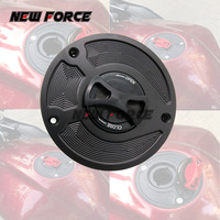 8 Colors Gas Cap Petrol Covers For Honda CBR 1000RR Fireblade All Years CNC Motorcycle Accessories Hot Billet Fuel Tank Cover