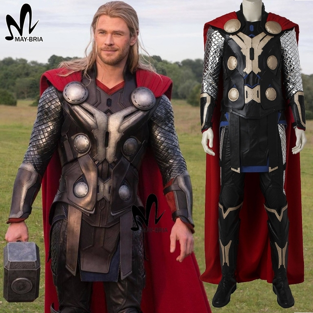 Aliexpress Com Buy Avengers Age Of Ultron Thor Cosplay