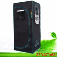 MarsHydro Reflective Mylar Hydroponic Grow Tent Room Indoor Plant Growing 70x70x160cm