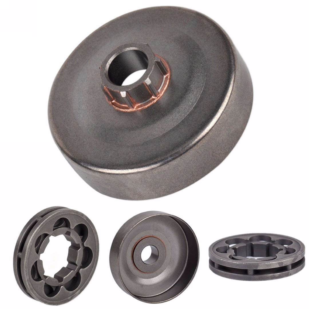 1pc 7 Teeth Clutch Drum P-7 Rim Sprocket Fit For Chainsaw 017 018 021 023 MS180 MS251 Chain Saw Parts Clutch Drum Hot Selling