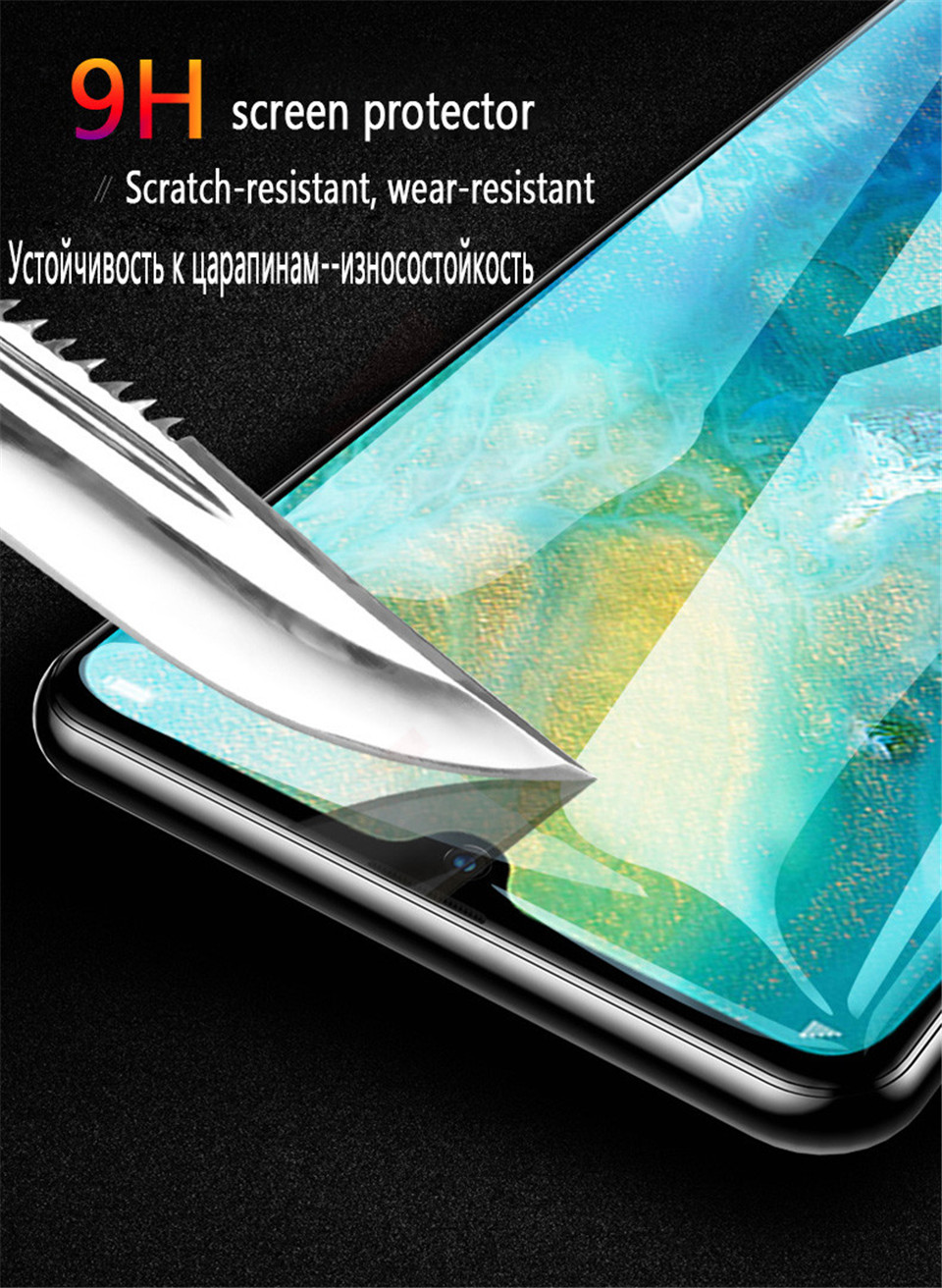 20D Screen Protector Hydrogel Film For Huawei P40 P20 P30 Lite Protective Film For Huawei Mate 20 Pro 10 Lite Film Not Glass HTB1vL46VYvpK1RjSZFqq6AXUVXaJ
